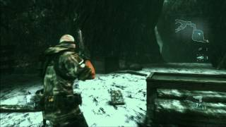 Resident Evil: Revelations - Gameplay - Raid Mode - Режим Рейд - Этап 4 - PC [1080p]