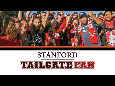 Tailgate Fan: Oregon at Stanford