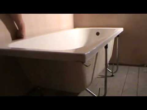 toms top tipsfitting a bath YouTube