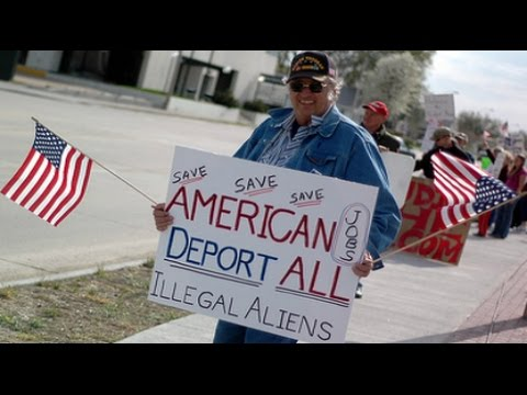 Breaking Trump Illegal immigration policy in Arizona September 2016 News Trump promises LAW&ORDER