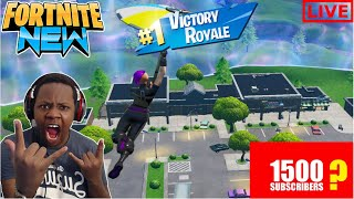 🔴BOTS PLAYING ZONE WARS LIVE IN KENYA!!! noobs et bots jouant fortnite!!!
