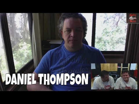 Daniel Thompson Interview with Mick & Jay - Country Music World