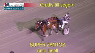 Vidéo de la course PMU PRIX ATG - OMBUDENS LOPP