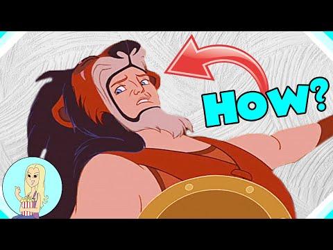 Did Hercules Kill Scar? |  Disney Theory  |  The Lion King  |  Hercules  |  Aladdin