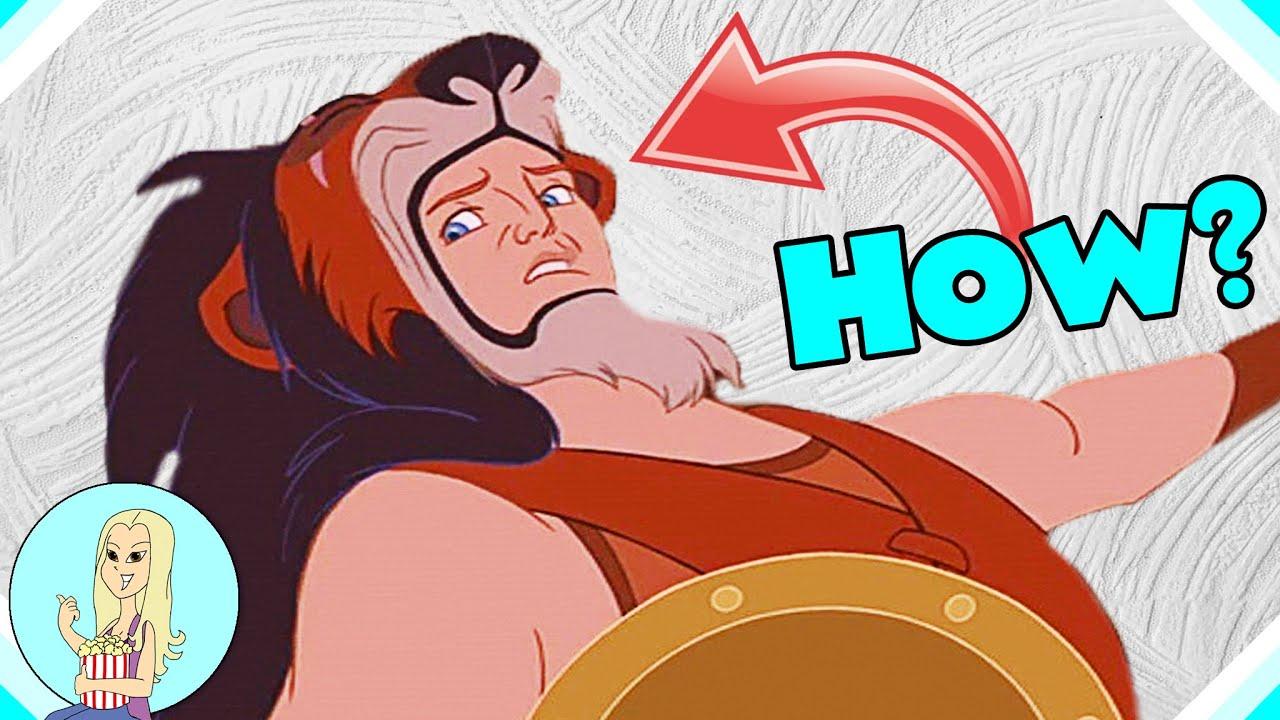 did hercules kill scar disney theory the lion king hercules