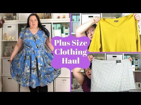 Plus Size Clothing Haul   Autumn Winter Plus Size Haul   Size 22 - Dorothy Perkins & Primark