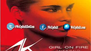 Alicia Keys Ft. Nicki Minaj - Gril On Fire (Inferno Remix).wmv