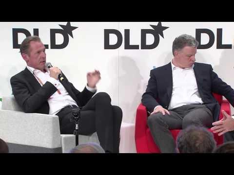 Highlights-The Future Of Publishing Houses (M. Döpfner, Axel Springer & P.-B. Kallen, Burda) I DLD17