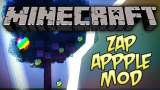 Minecraft: Zap Apple Mod
