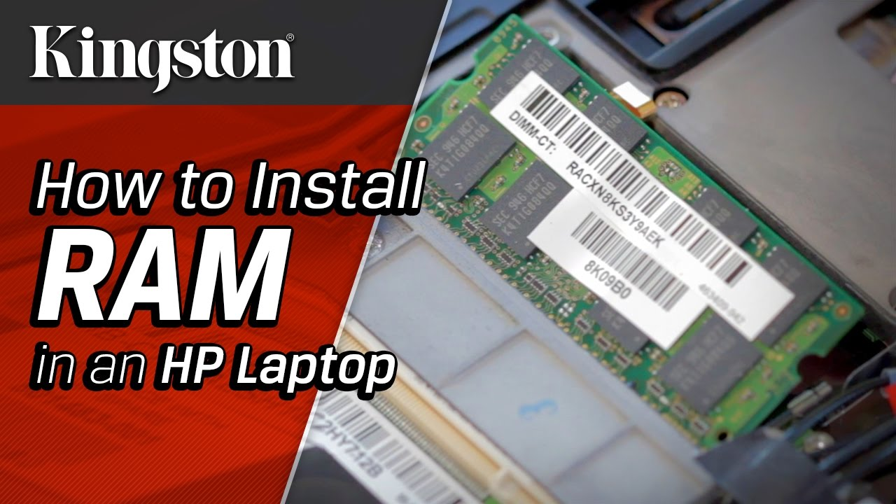 Can you add memory to a hp laptop