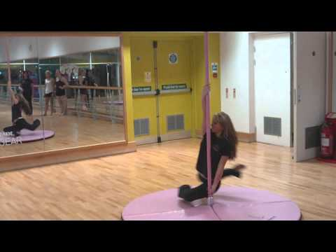 RPole Professional Free Standing Poles For Fitness