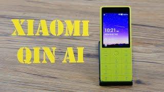 Новый кнопочный телефон Xiaomi Qin AI обзор и тест AI функций (6+)