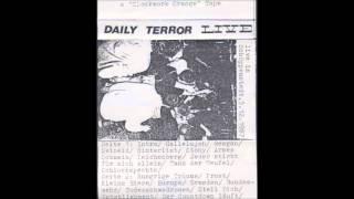Daily Terror   Armes Schwein + Leichenberg  Live in Schöppenstedt 1987