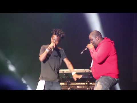 Zakwe ft Musiholiq and Cassper Nyovest  Sebentin Live at Migos Culture Tour in South Africa , Durba