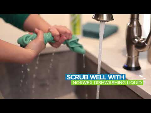 Simple and Easy: Cleaning your Norwex Microfiber Cloths!