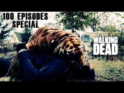 The Walking Dead || 100 Episodes Special