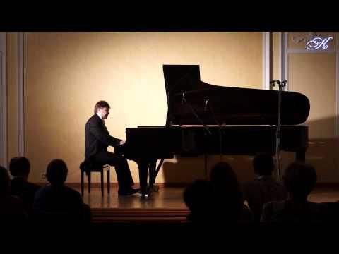 Скрябин Александр - Соната для фортепиано № 3 фа-диез минор