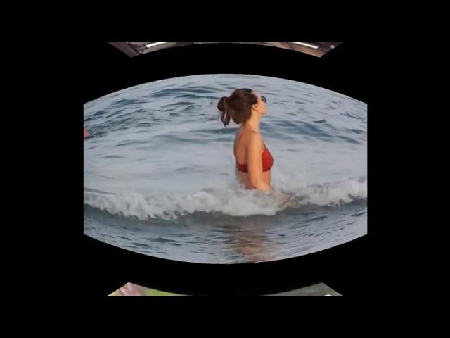 360° 女子アナ、ハプニング、放送事故、お宝、ぽろり、温泉、水着、ビーチ美女。VR 音量無修正版 - clipzui.com