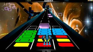 HaZaR - Gimmix (Audiosurf run)