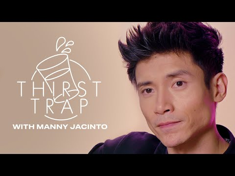 Manny Jacinto Talks The Good Place Finale, and Shares His Sexiest Feature on Thirst Trap | ELLE |