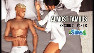 LET GO | ALMOST FAMOUS | SEASON 2 | PART 8 | SIMS 4 LOVE STORY