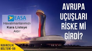 EU puts all Turkish airports on high risk list!