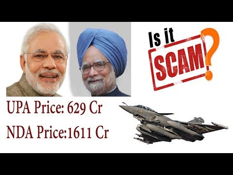 Rafale Fighter Deal: Is it a Scam ?