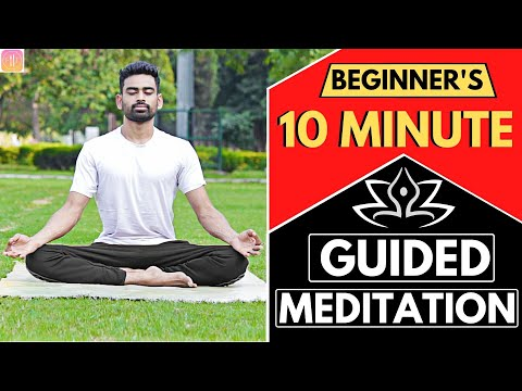 10 Min Guided Meditation Session for Beginners (Follow Along)