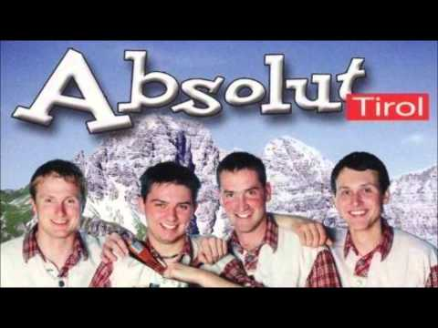 Absolut Tirol   Tiroler Rosi polka  Dumpert Polka  75 Minutes or 4500 seconds