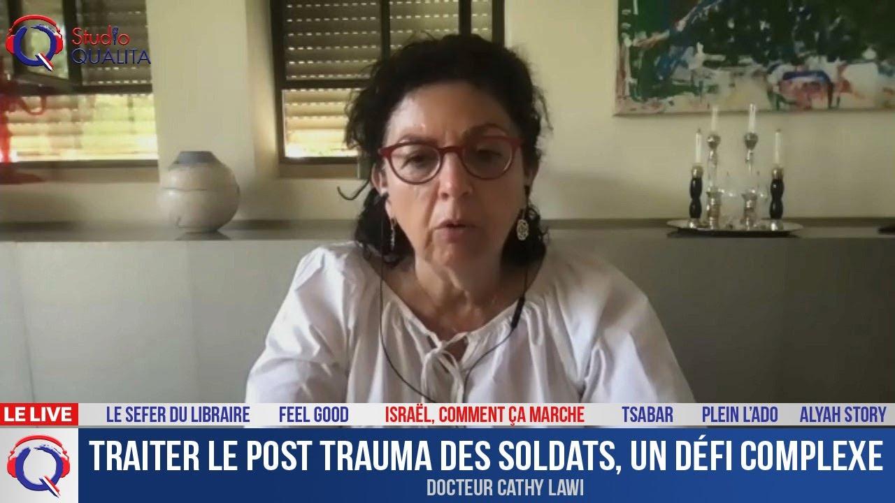 Traiter le post trauma des soldats, un défi complexe - ccm#438