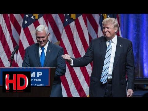 Donald Trump news,Full Speech: Donald Trump Announces Mike Pence as Vice Presidential Candidate in