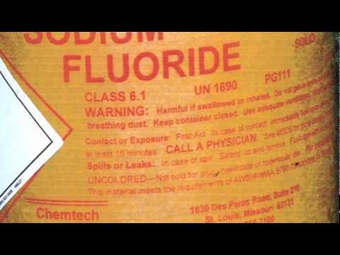 Why is Fluoride added to city tap water?
