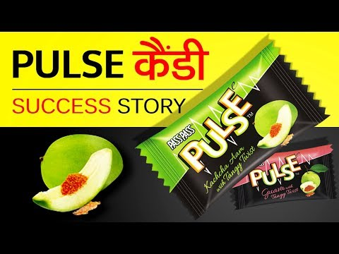 Pulse Candy Success Story In Hindi | Facts | DS Group | Inspiring Story