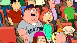 Family Guy - The Family Go To A Baseball Game
