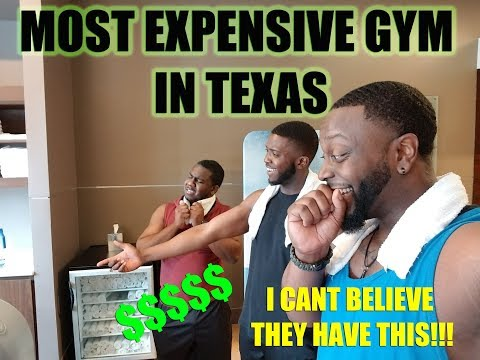 EQUINOX GYM!! $240 per MONTH!? -- EPISODE 7