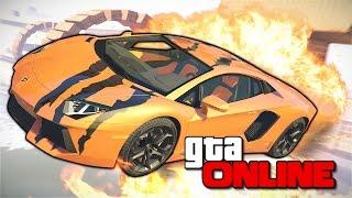 GTA 5 Online (Гонки) -Дьявольские спирали! #152