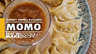 Chicken MoMo | Nepali Food Recipe