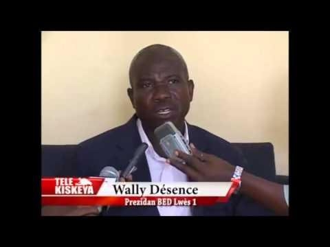 HAITI-ELECTION 2015 : M Wally Désence le président du BEDl'ouest 1 séquestré puis relâché  à Léogane