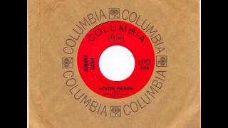 JOHNNY CASH -  AUSTIN PRISON -  EVERYBODY LOVES A NUT -  COLUMBIA 4 43673