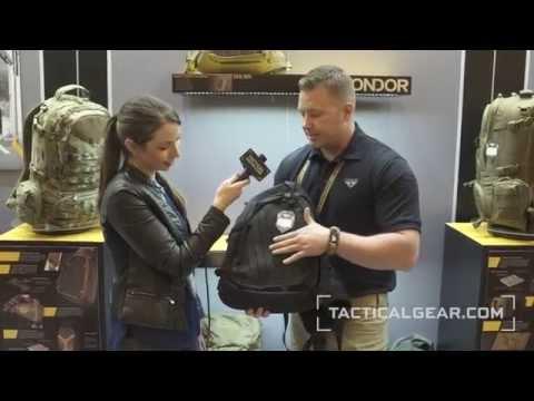 Condor Agent Covert Sling Bag at SHOT Show 2015