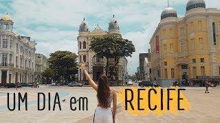 RECIFE • O que Fazer em um Dia! Recife Antigo e seus museus | Fer Rebello