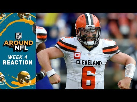 Sunday Week 4 NFL Reaction Show | Around The NFL