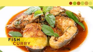 Fish Curry | Easy To Cook | Chef Atul Kochhar | Janaan Special