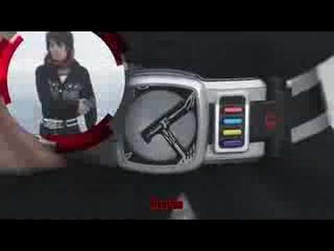 Kamen Rider Den-O the promo by TV-Nihon