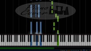 Rosa / J Balvin /Synthesia/ Piano NOTAS 🎼🎹