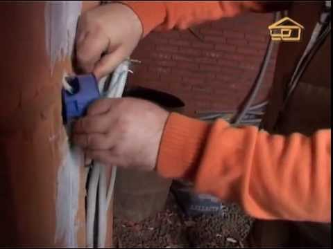 30. Инженерные коммуникации - электрика и отопление в доме - Строить не перестроить
