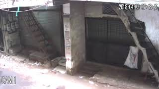 Live murder CCTV footage in india
