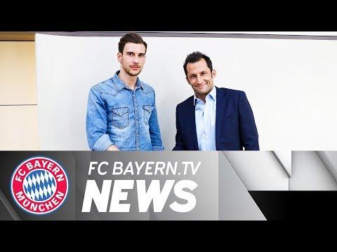 Goretzka Joins Bayern in Summer