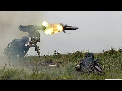 Russian kornet anti tank missile world s most powerful anti tank