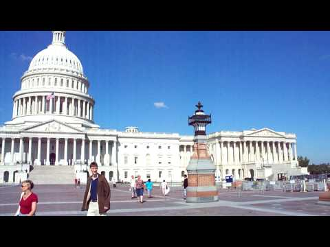 US Capitol - East Front & Square (HD)